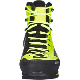 Salewa Crow GTX Shoes Men Cactus/Sulphur Spring